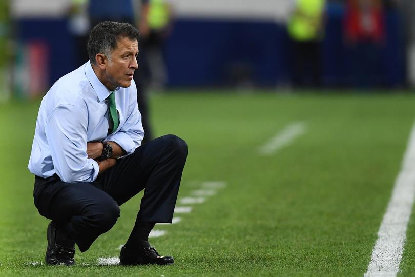 Osorio ya le echó un ojo a un naturalizado