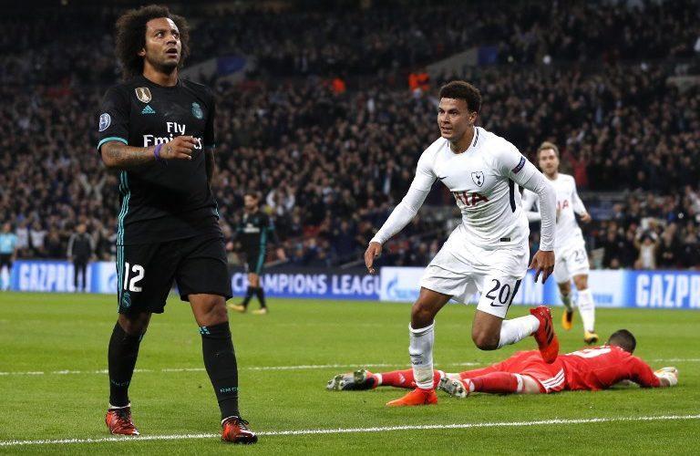 Tottenham le dedicó a México su victoria contra el Madrid