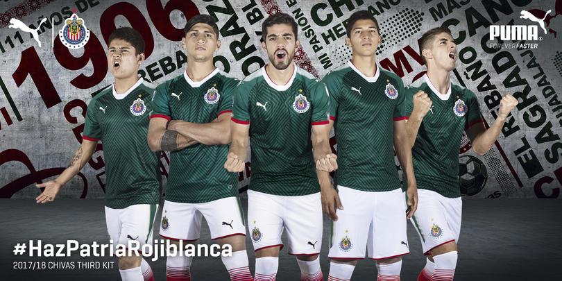 5 razones por las cuales el tercer jersey de Chivas es el más bonito de México