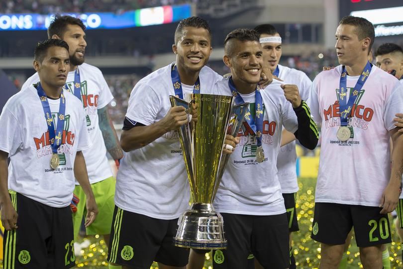 Los hermanos Dos Santos jugarían en México