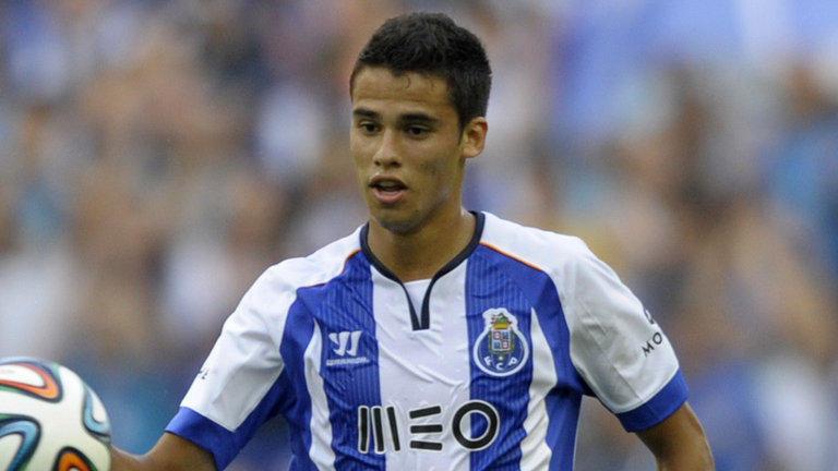 Diego Reyes se iría del Porto