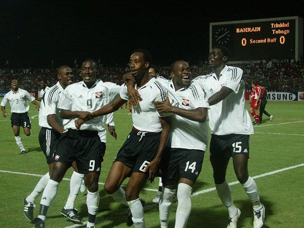 Trinidad y Tobago  consigue su primera calificación al mundial