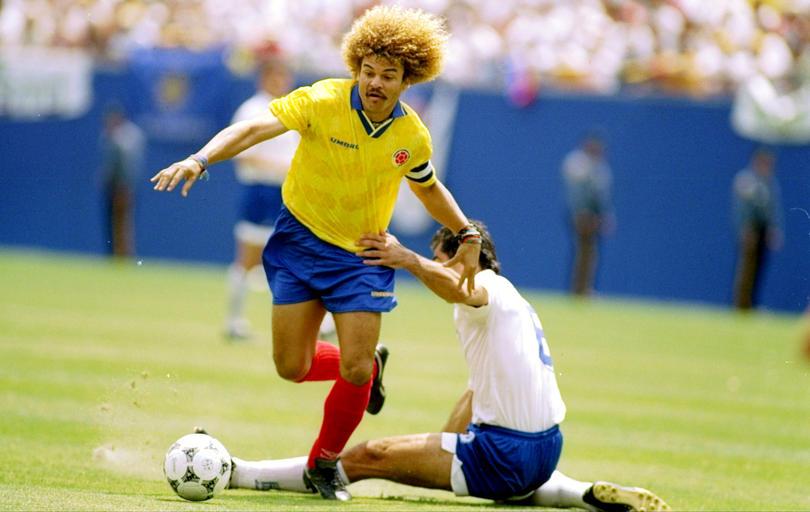 Pide jugando con Colombia