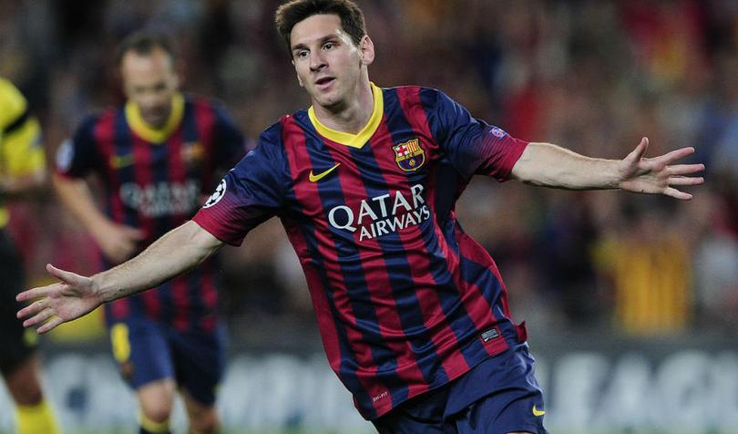Messi revela su playlist fav