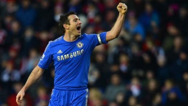 Lampard fue una leyenda jugando para el Chelsea