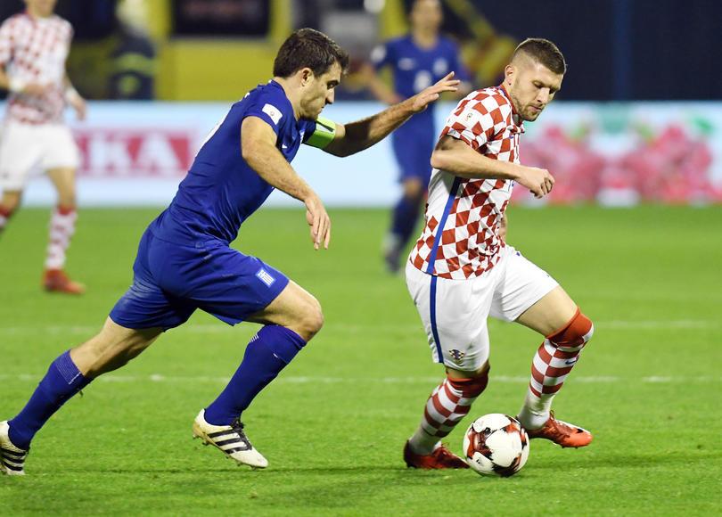 Croacia vs Grecia