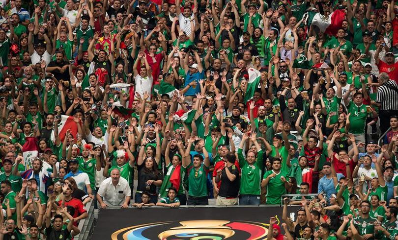 México vuelve a gritar el famoso grito ante Bélgica
