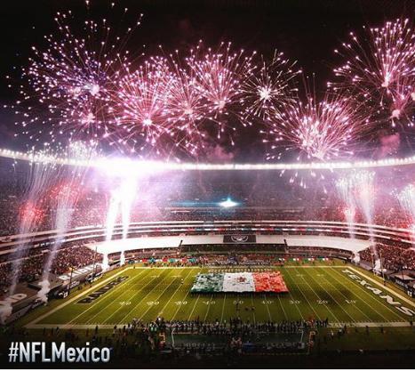 #NFLMexico