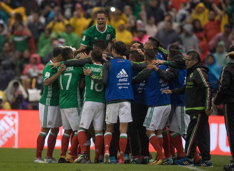México fue primer lugar en el hexagonal