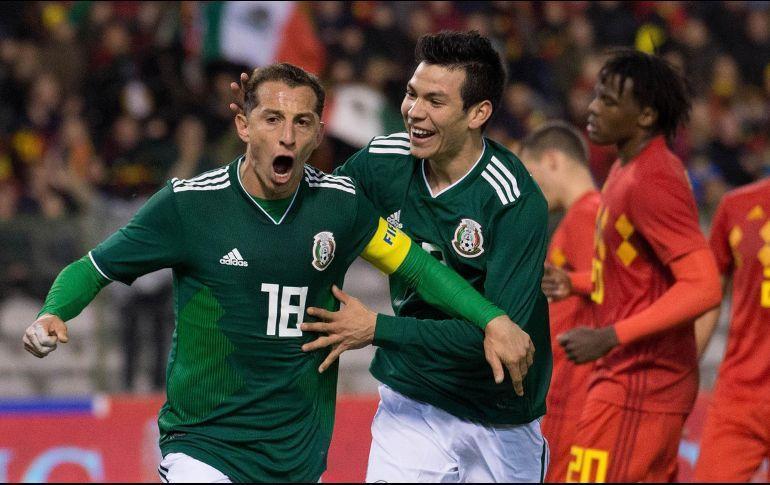 México tuvo una buena participación en Europa