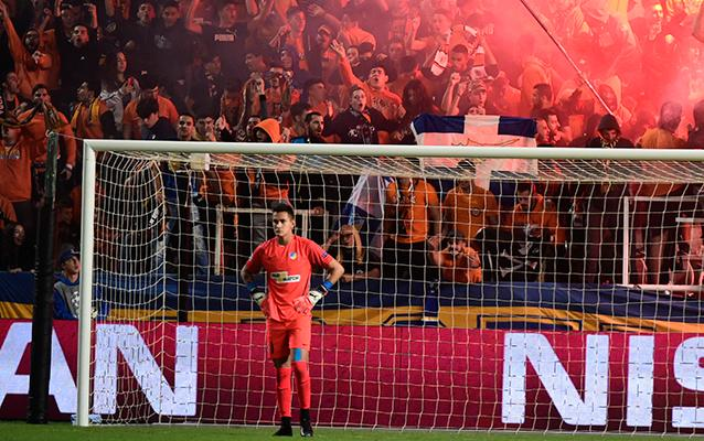 Chivas quiere a Raúl Gudiño