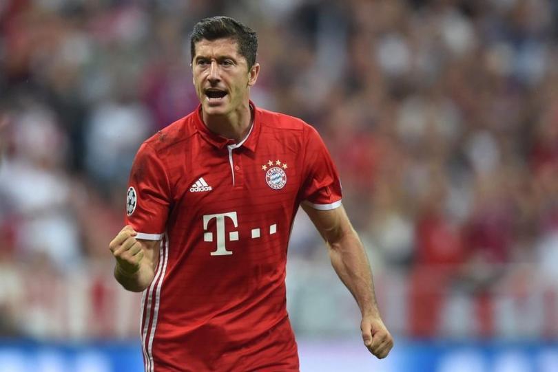 Robert Lewandoski se ha convertido en pieza clave del Bayern pero no es una maquina.