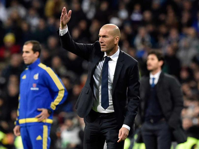 Zidane le cierra las puertas  a Neymar.
