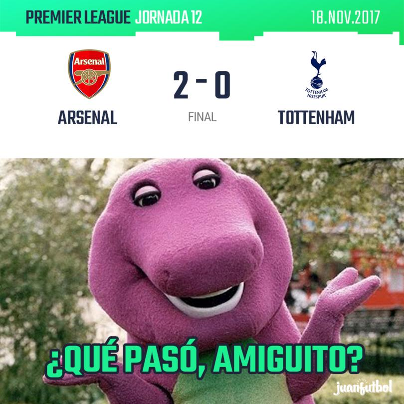 Arsenal vs. Tottenham
