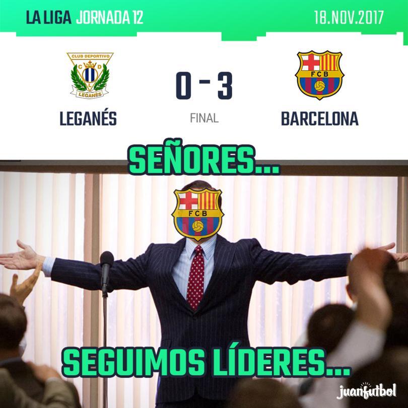 Leganés vs. Barcelona