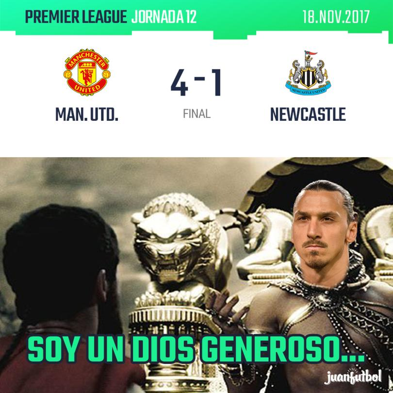 Man Utd. vs Newcastle