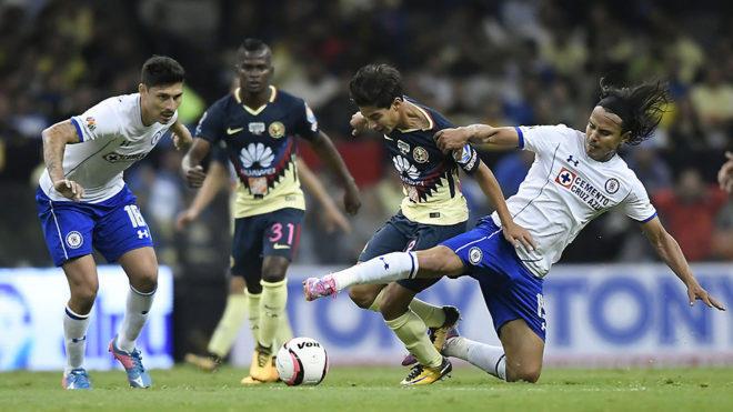 Lainez y Flores en la copa MX.