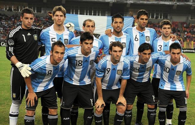 Boselli Seleccion Argentina
