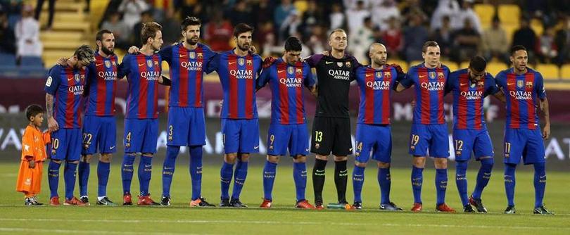 FCBarcelona 2017