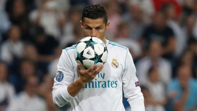 Cristiano Ronaldo no sigue a sus compañeros en Twitter.