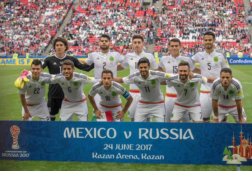 Tres mexicanos a premio del año de la CONCACAF