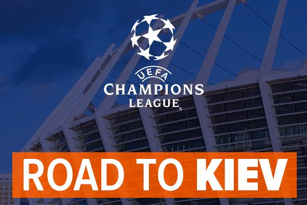UEFA Champions League: Road To Kiev