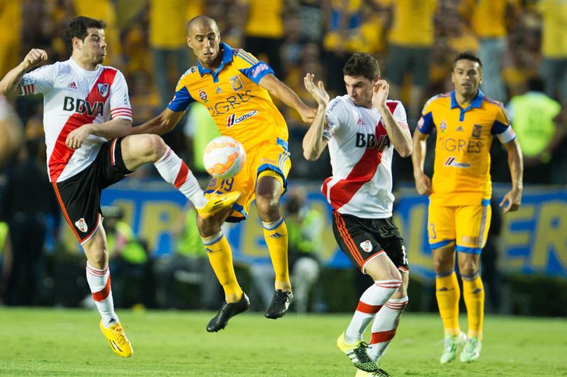 Tigres ante River por la Libertadores