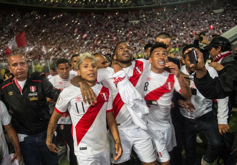 Perú sí podrá ir al Mundial