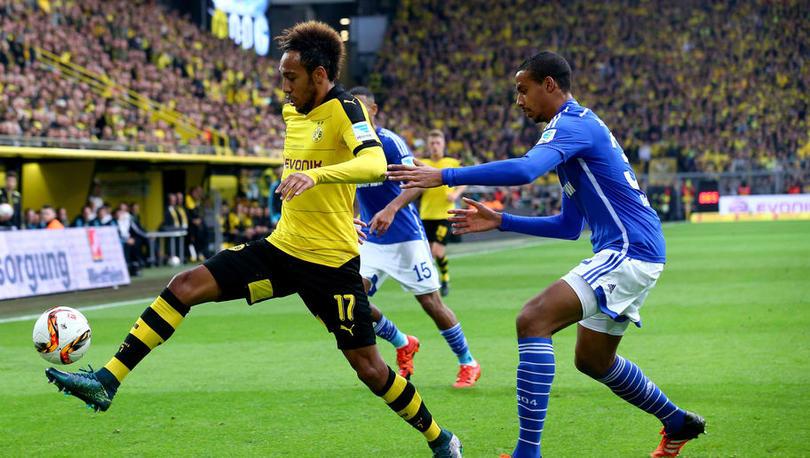 Dormunt y Schalke 4-4