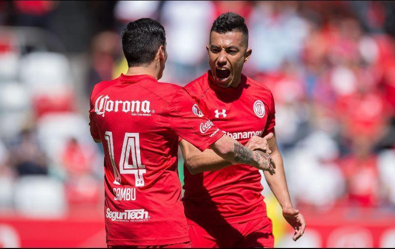 El Toluca tiene equipo para ganar en el Morelos