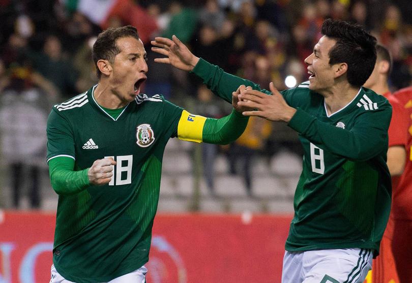 México tendría un grupo complicado en el Mundial