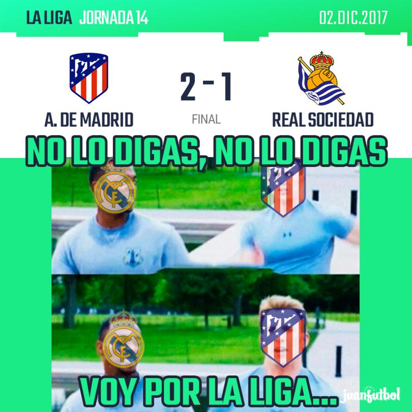 A. de Madrid vs Real Sociedad