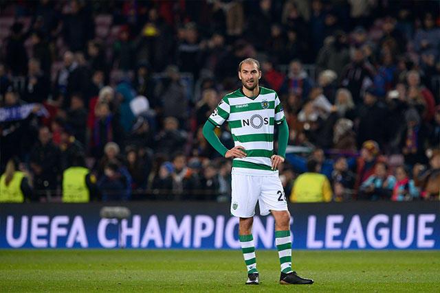 Sporting perdió 2-0 contra Barcelona y jugará la Europa League.