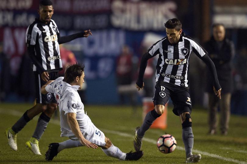 Botafogo el primer equipo en tener publicidad de un youtuber