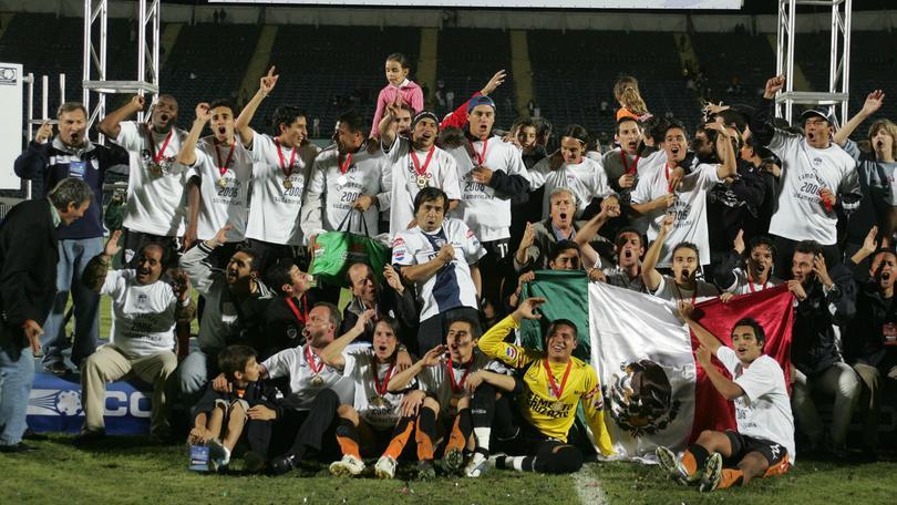 Pachuca campeón Copa Sudamericana 2006