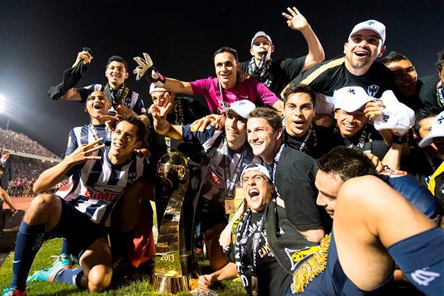 Rayados campeón de CONCACAF