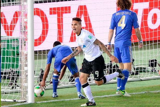 Gol de Guerrero al Chelsea