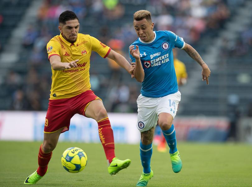 Diego Valdés sería jugador de Cruz Azul