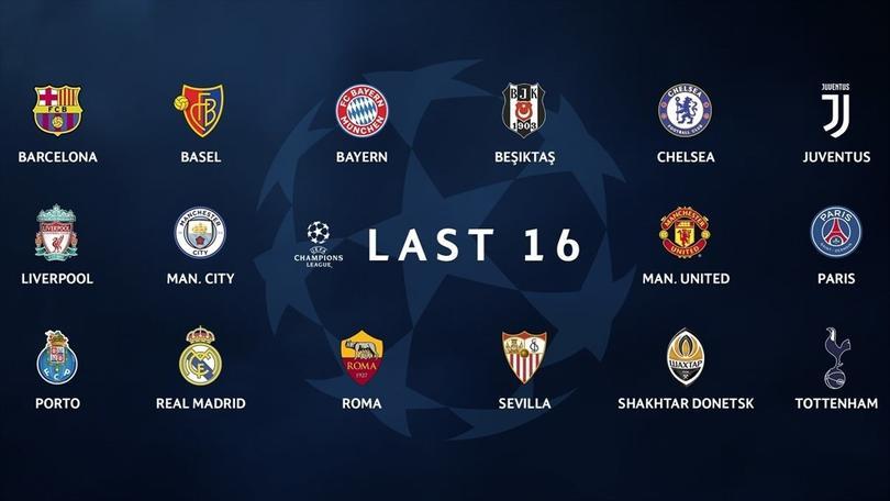Listos los 16 equipos para Octavos de final