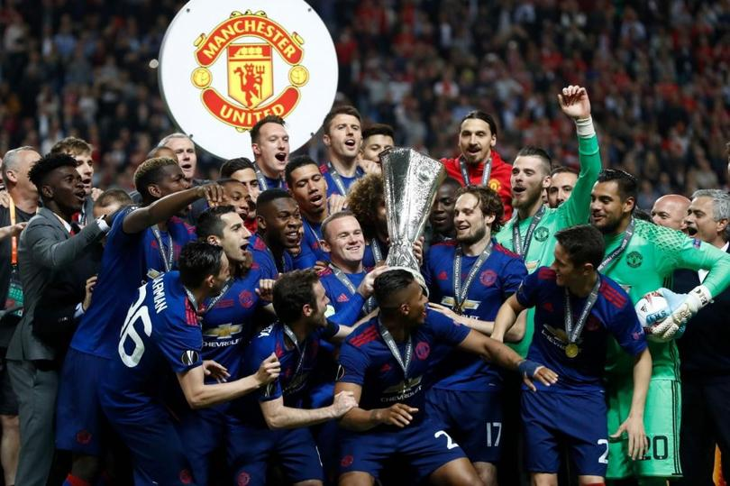 Manchester United campeón Europa League