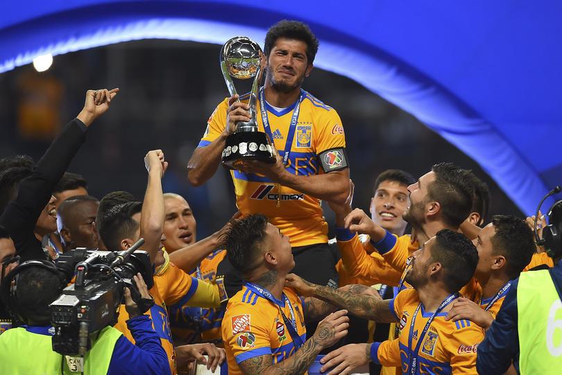Tigres campeón Apertura 2017.