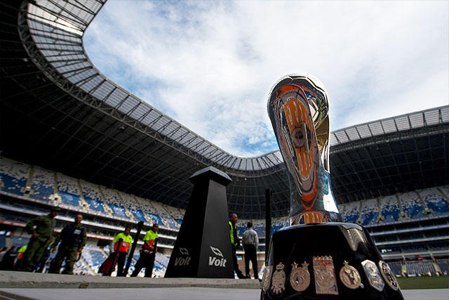 Trofeo del Apertura 2017 de la Liga MX