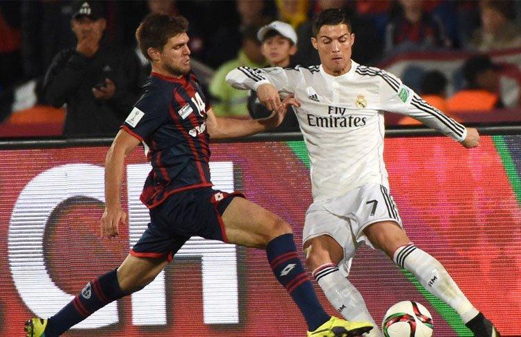 Walter Kannemann vs Cristiano Ronaldo