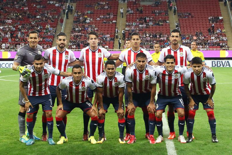Chivas tiene nuevo delantero