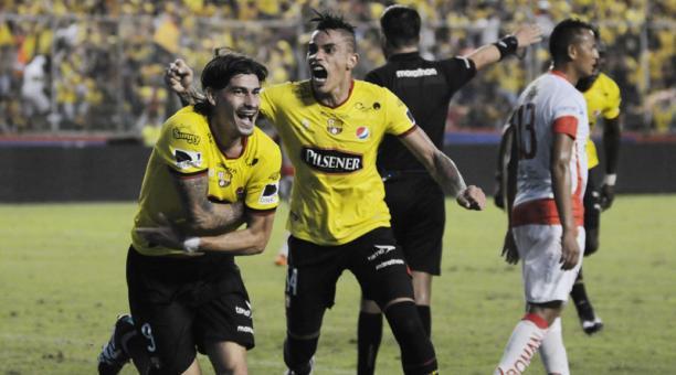 Ha brillado hasta en la Copa Libertadores