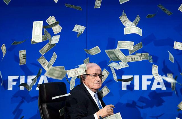 Joseph Blatter, ex presidente de la FIFA