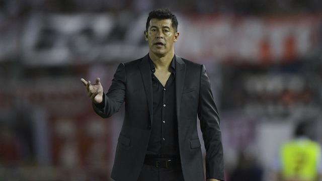 Jorge Almirón.