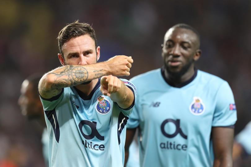 Miguel Layún espera salir del Porto