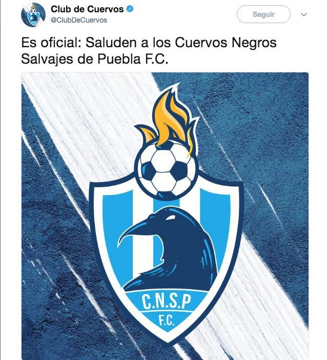 Cuervos Negros Salvajes de Puebla F.C.