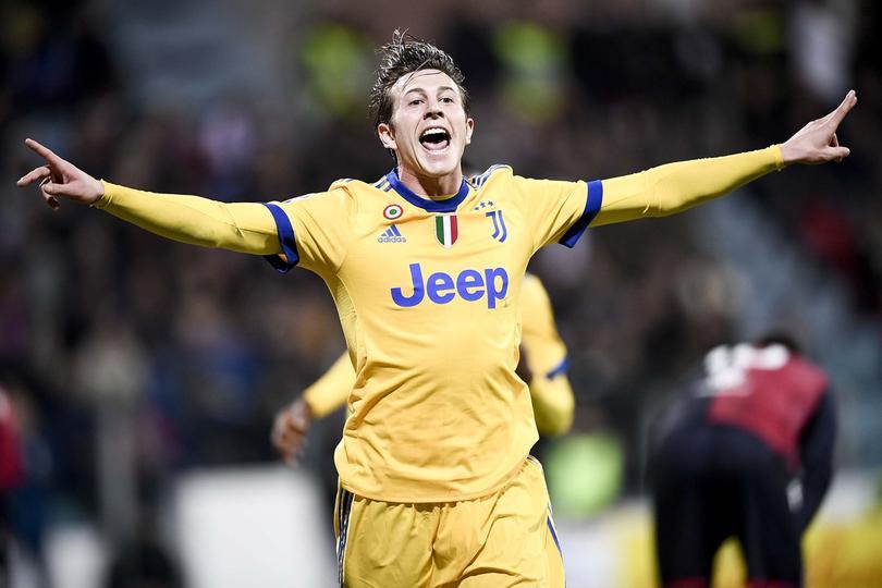 Gol Juventus